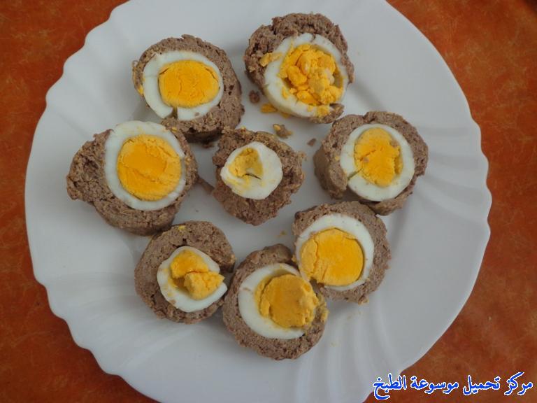 طريقة عمل عين سبنيورية تونسية أكلة تونسية شعبية تقليدية بالصور-traditional food recipes cuisine tunisienne recette