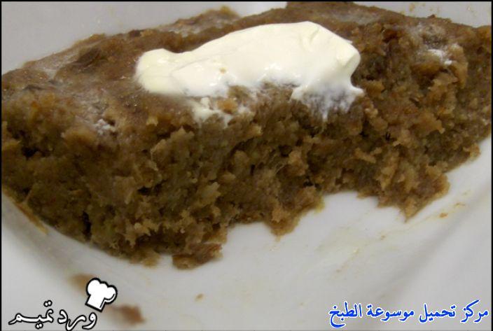 طريقة عمل المعصوب السعودي أكلة شعبية سعودية مشهورة-traditional food recipes in saudi arabia