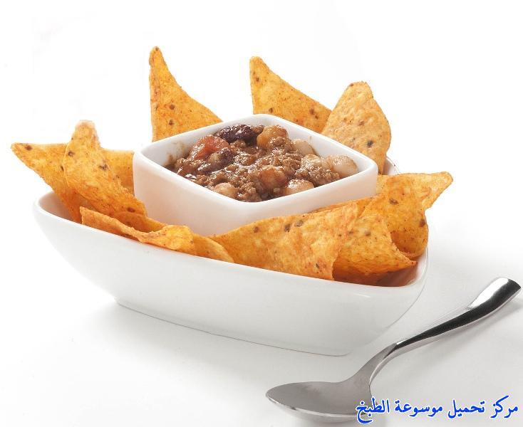 صورة طريقة عمل تغميسة صوص للشيبس دوريتوس pictures dipping sauce recipe easy