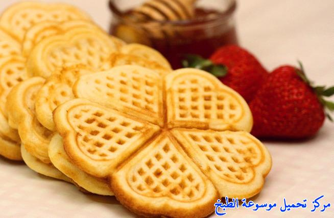 how to make best easy homemade belgian waffle recipe step by step with pictures