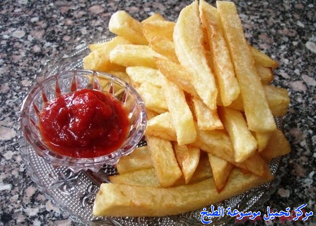صورة طريقة عمل صلصة وصوص الكاتشب المنزليpictures sauce recipe easy