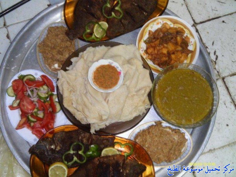 بالصور اكلات سودانية